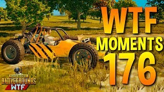 PUBG Funny WTF Moments Highlights Ep 176 (playerunknown's battlegrounds Plays)