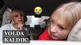 YENİ ARABAMLA YOLDA KALDIK 😭 2 SAAT YARDIM BEKLEDİK! | VLOG