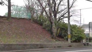 福岡県飯塚市の嘉穂高校。このあたり一帯が、広岡浅子が経営していた炭...