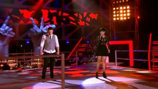 The Voice Australia: Mitchell vs Fatai V - I Love The Way Yo...