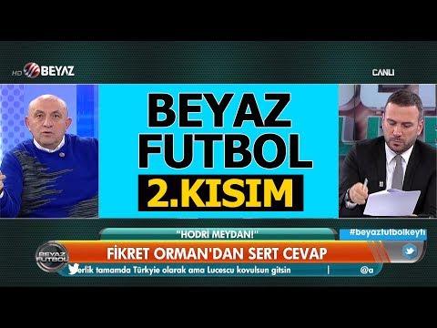 (..) Beyaz Futbol 17 Kasım 2018 Kısım 2/4 - Beyaz TV