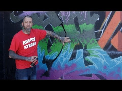 How to Create a Wildstyle Piece | Graffiti Art