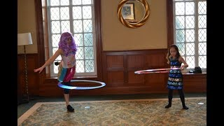 hooping by sarah s kids hula hoop party demo asheville nc