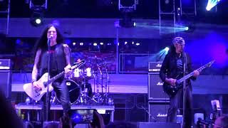 Bruce Kulick - 2018-10-31 - KISS KRUISE VIII - 05 - I'll fight hell to hold you