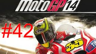 MotoGP 14 Career Part 42: MotoGP, Jerez, Back Of Grid On Realistic