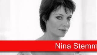 Nina Stemme: Strauss - Four Last Songs, 'September'