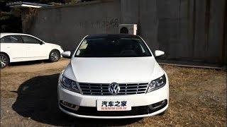2018 FAW Volkswagen CC 1.8TSI Deluxe Full Review