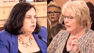 Ohio Hearing Goes Off The Rails When Doctor Says Vaccines Make You Magnetic