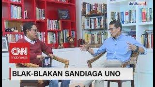Blak-Blakan Sandiaga Uno Tentang Prabowo