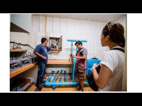 renewable energy Slow Life at Koh Mak