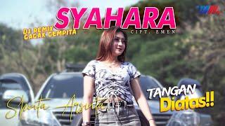 SYAHARA - SHINTA ARSINTA ft DJ Remix Wahana (Official Music Video) Tangan Diatas