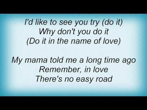 Ben E. King - Do It In The Name Of Love Lyrics mp3