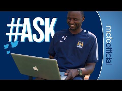 POGBA, ZIDANE & MICROWAVE MEALS | Patrick Vieira answers | #askpatrick