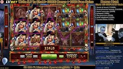 Dark Carnival 🎰 241X in Free Spins Bonus 💲 BF Games Casino Slots
