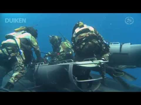Netherlands Maritime Special Operation Forces - Kikvorsmannen
