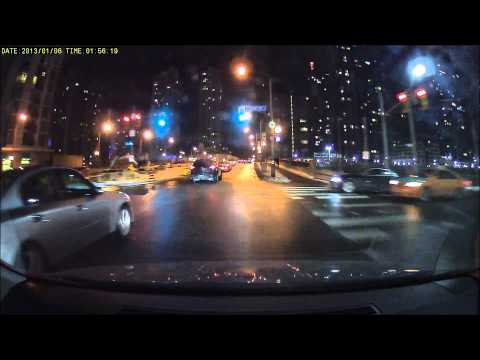 Why I hate downtown Toronto and Taxi drivers