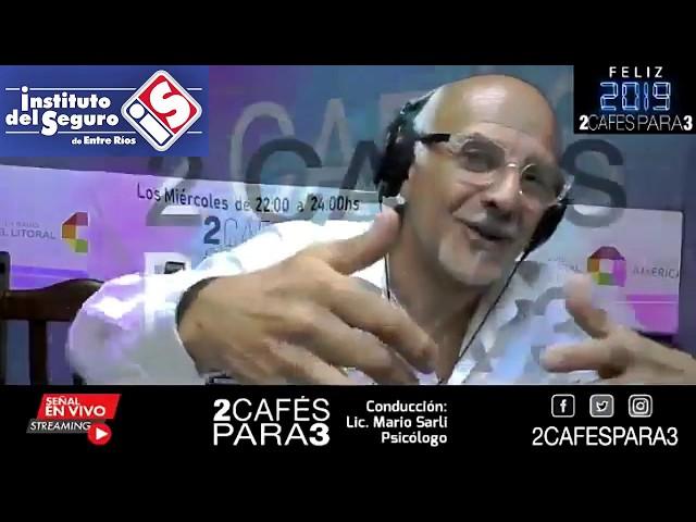 2 Cafés Para 3 - Seguridad vial - 3 de enero 2019