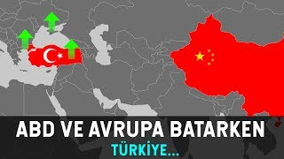 Bu İki Ülke Yükselecek! KRALLAR YER DEĞİŞTİRİYOR