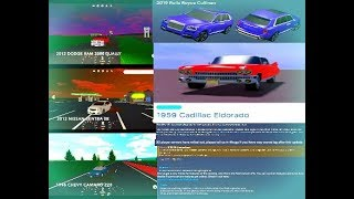 Roblox Greenville Beta WI: 3 News Cars, 30 joueurs, Evo III Surpuissant, Trello