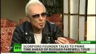 Scorpions - Russian tour