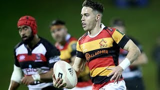 ROUND 3 HIGHLIGHTS: Counties Manukau v Waikato - 2019