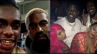 Kanye West Drop Desiigner From Good Music Desiigner Hating On Ynw Melly Kanye Feat..DA PRODUCT DVD