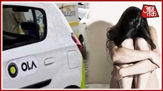 Woman From Belgium Molested By Ola Cab Driver In Delhi