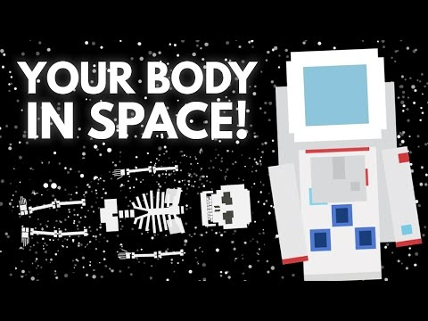 Thumbnail: What Exactly Does Space Travel Do To Your Body?