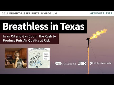 Breathless in Texas: The 2016 Knight-Risser Prize Symposium
