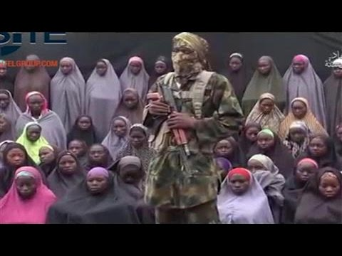 Boko Haram Says New Video Shows Nigerian Schoolgirls