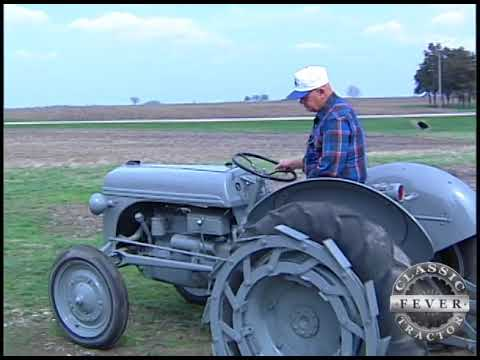 1947 Ford Model 2N - Classic Tractor Fever