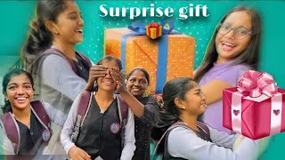 Amalashaji birthday Special Family surprise gift 🥺❤️🙈 | guess what?