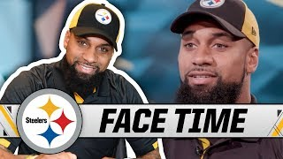 WR Donte Moncrief on his Journey to Pittsburgh, 'Feed Moncrief'   Steelers Face Time