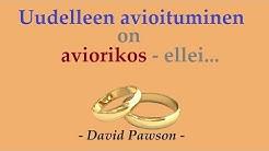 Avioero ja uudelleenavioituminen - David Pawson