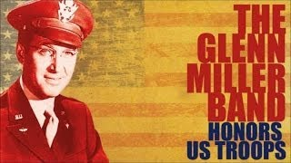 The Glenn Miller Band - Honors Us Troops (Album)