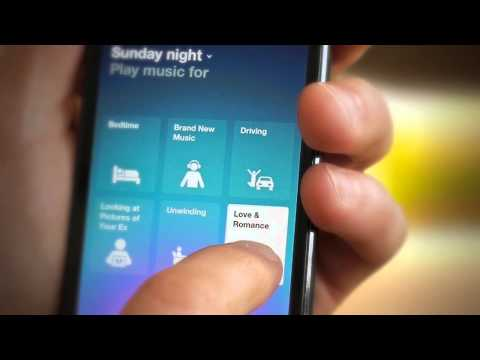 Songza Debuts Simpler, More Interactive iOS App