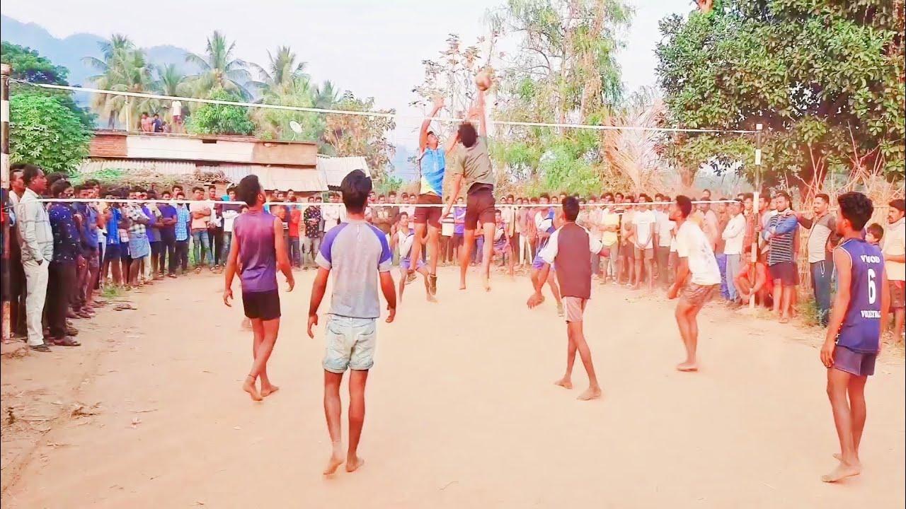 Download Volleyball match 🏐 Saluru, Gysela v/s mendengi Village