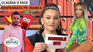 """🔥 Claudia Patrascanu: """"Desfranata si falsa"""". Replici dure pentru Bianca Dragusanu"""