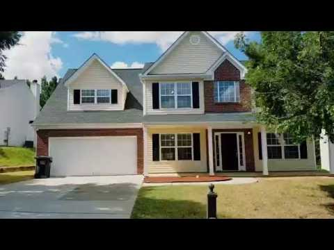 Homes For Rent-to-Own In Atlanta: Buford Home 4BR/2.5BA By Atlanta Property Management