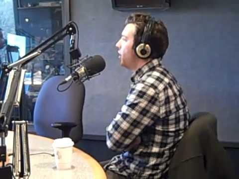 Bret Harrison on KISS 108FM's