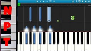 Naughty Boy Ft Beyonce Arrow Benjamin Runnin Lose It All Piano Tutorial How To Play