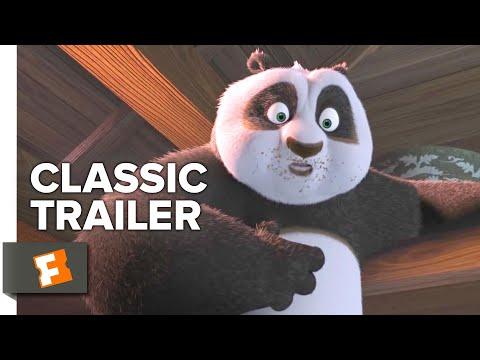 Kung Fu Panda (2008) Trailer #1   Movieclips Classic Trailers