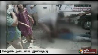 Udumalpet Honour killing: Kousalya identified accused persons in Coimbatore