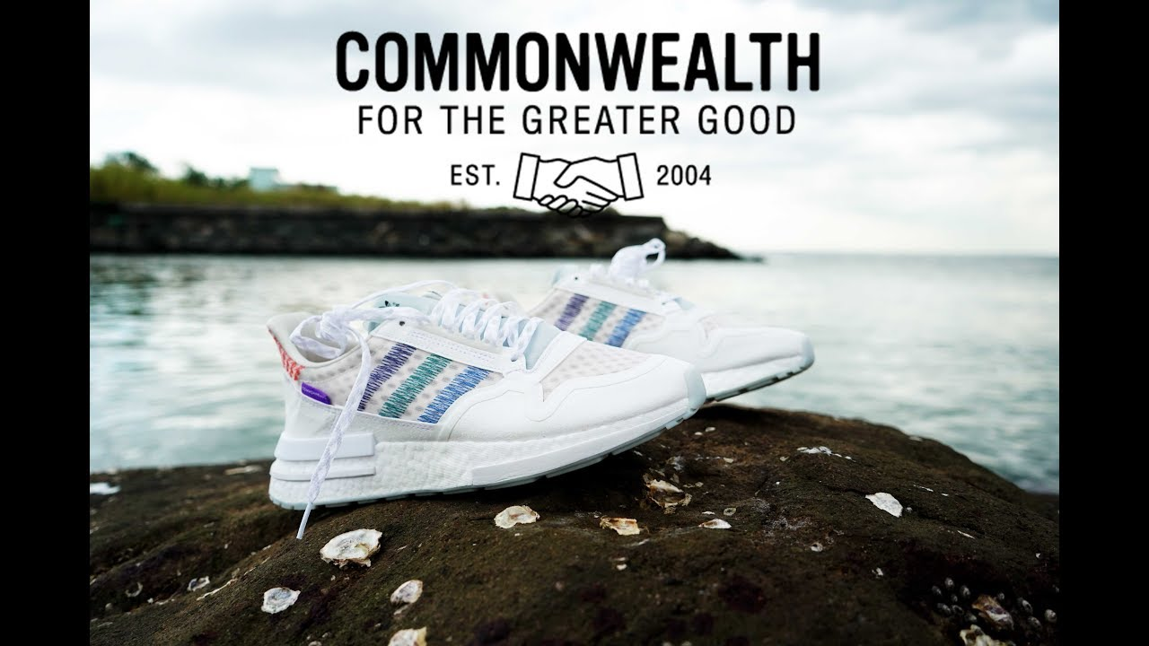 f0583933283f3 Adidas ZX500 RM X COMMONWEALTH REVIEW    BEST LIFESTYLE BOOST OF 2018