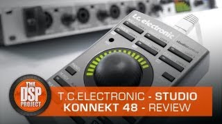 Studio Konnekt 48 Firewire Audio Interface - Guide and Review - DSP Review