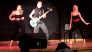 Stray Cats Chris Soto, Jakie, Matt