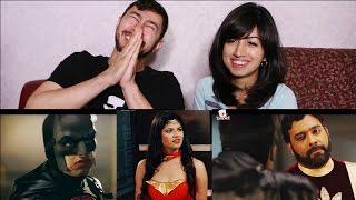ScreenPatti | Batman v Superman Desi Version REACTION!
