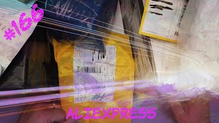 Обзор и распаковка посылок с AliExpress #166