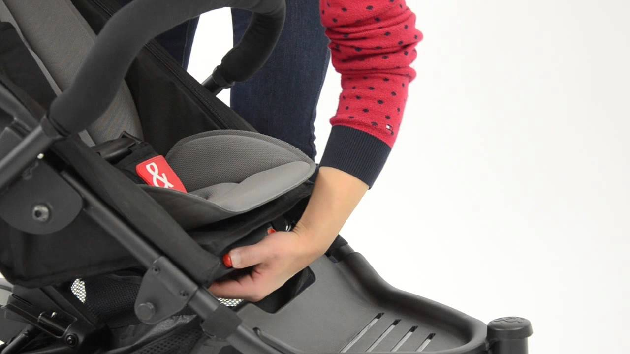 PHIL AND TEDS SPORT BUGGY FOLDING  CATCH//MECHANISM