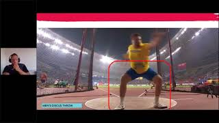 Throws Workshop  Introduction to Discus with Ryan Spencer Jones